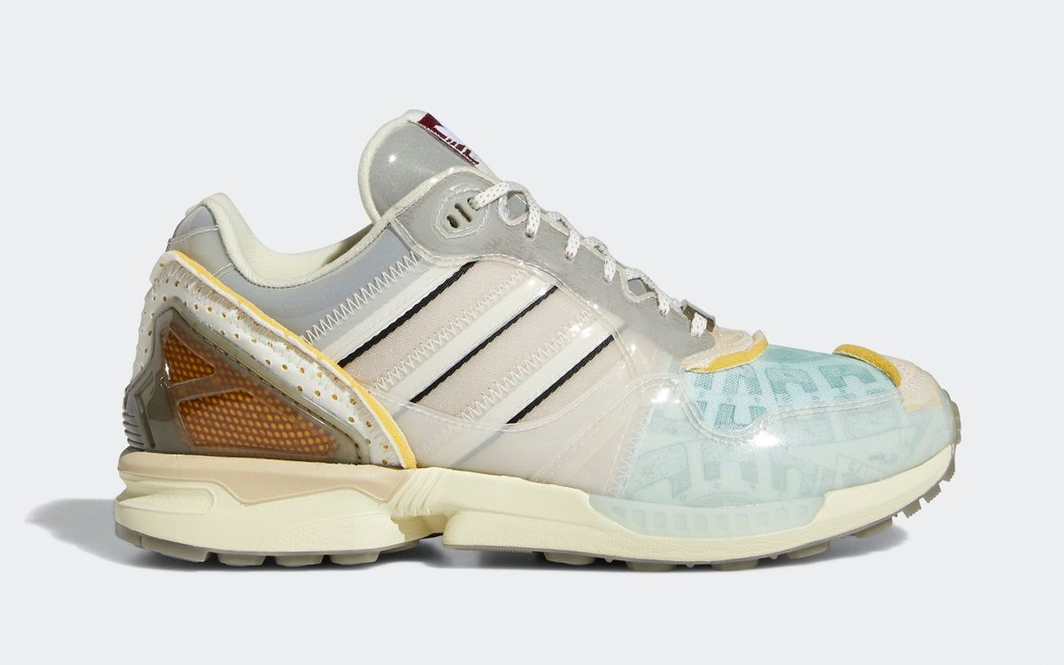 "adidas Invert the ZX 6000 for A-ZX ""X-Ray"" Release"
