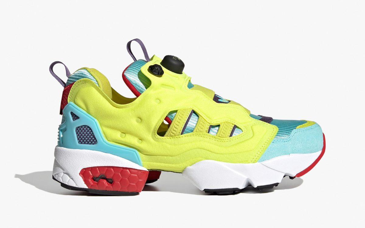 adidas ZX x Reebok Instapump Fury Mashes Up Two OG Colorways