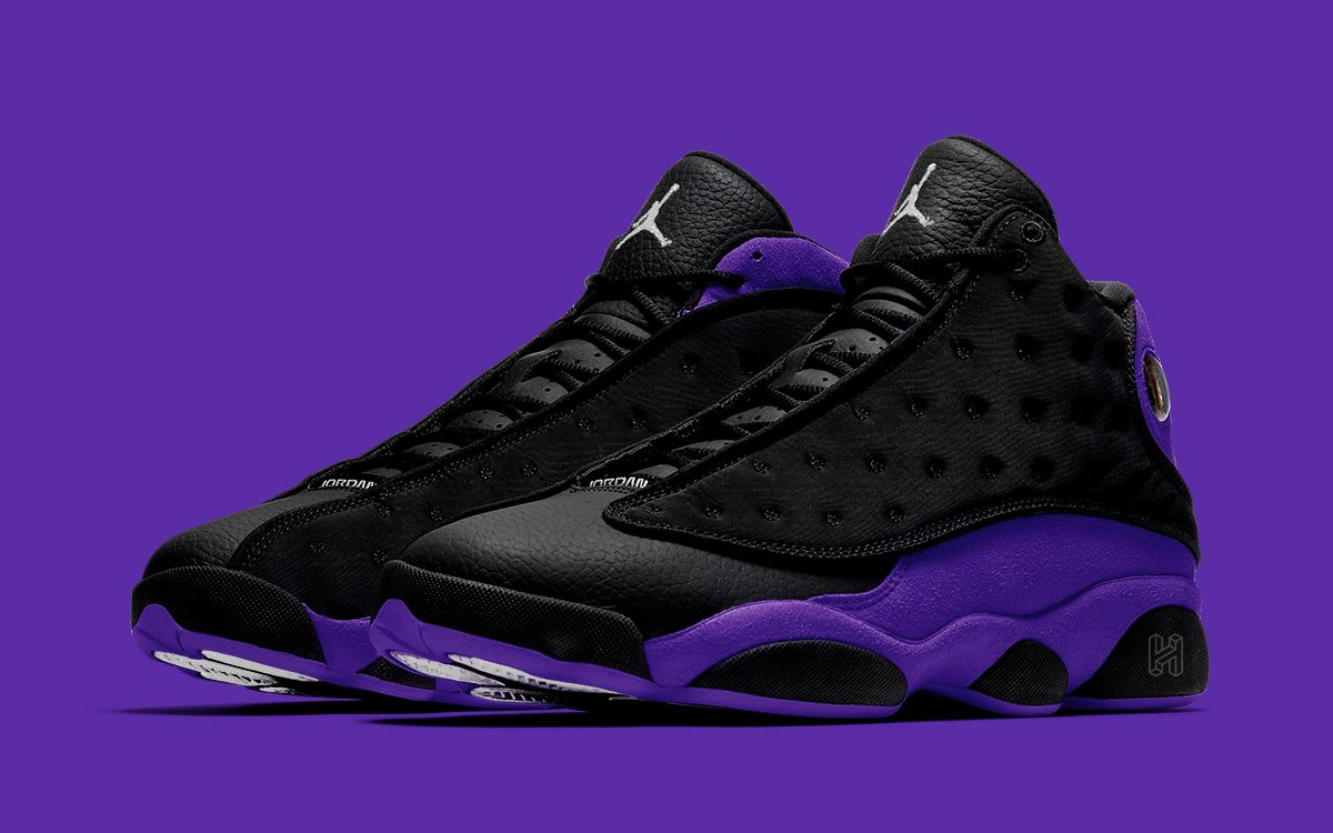 "Air Jordan 13 ""Court Purple"" Coming Next Fall"