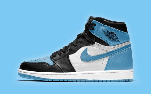 "Concept Lab // Air Jordan 1 High ""UNC Toe"""