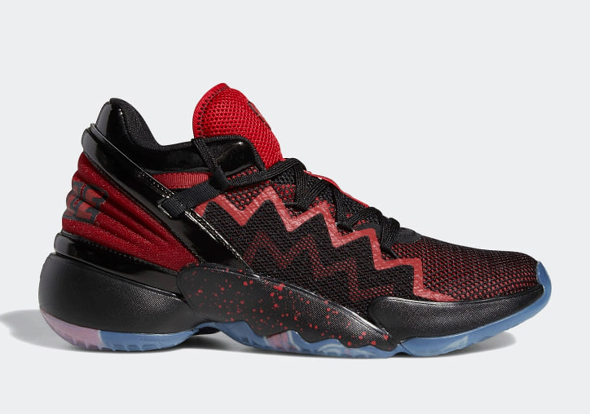 Donovan Mitchell Honors his College with Louisville Cardinals x adidas DON  Issue 2 - HOUSE OF HEAT   Sneaker News, Release Dates and Features