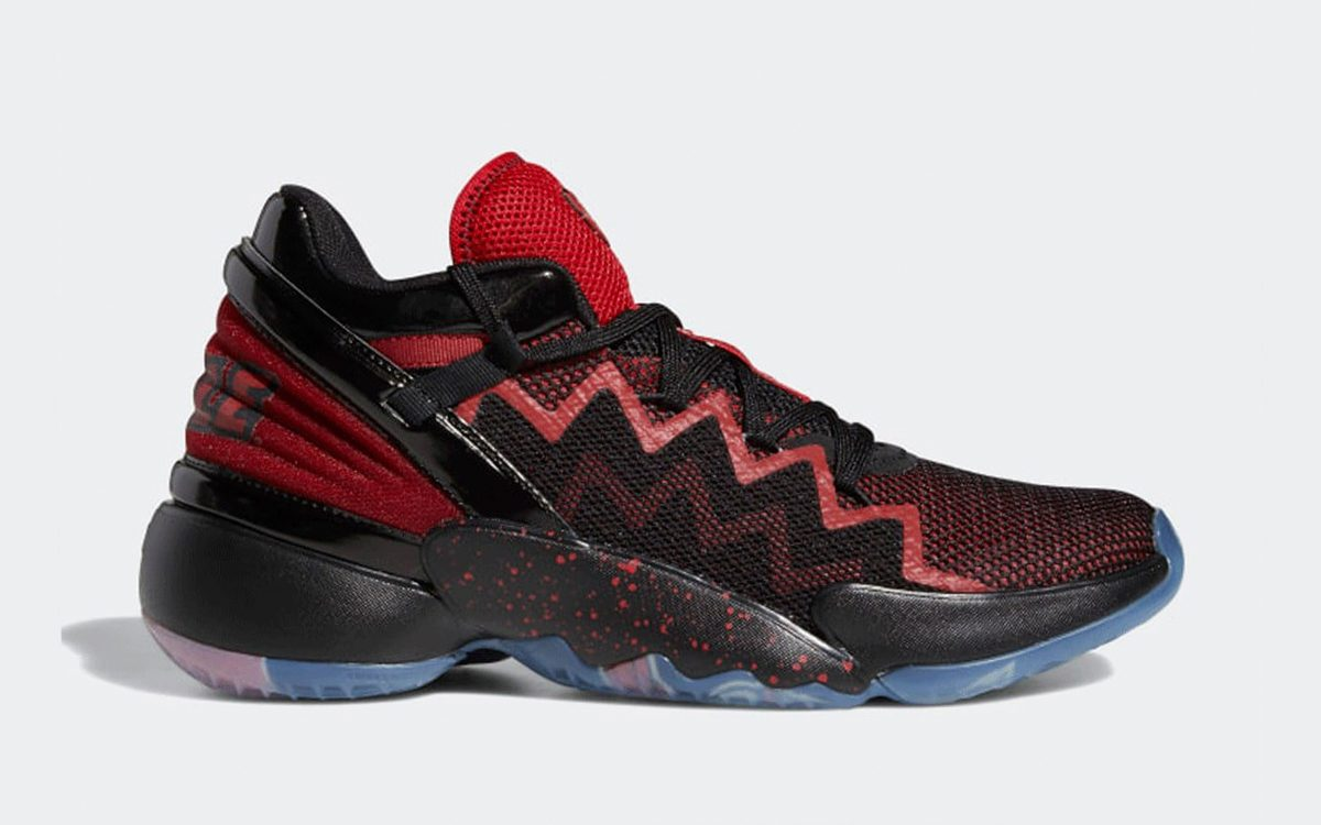 Donovan Mitchell Honors his College with Louisville Cardinals x adidas DON Issue 2