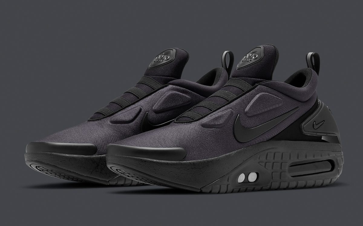 "Nike Adapt Auto Max ""Triple Black"" Confirmed for November 24th Release"