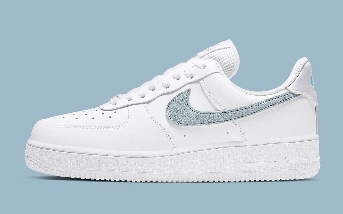 These Ice-Cold Air Force 1s Are Available Now!