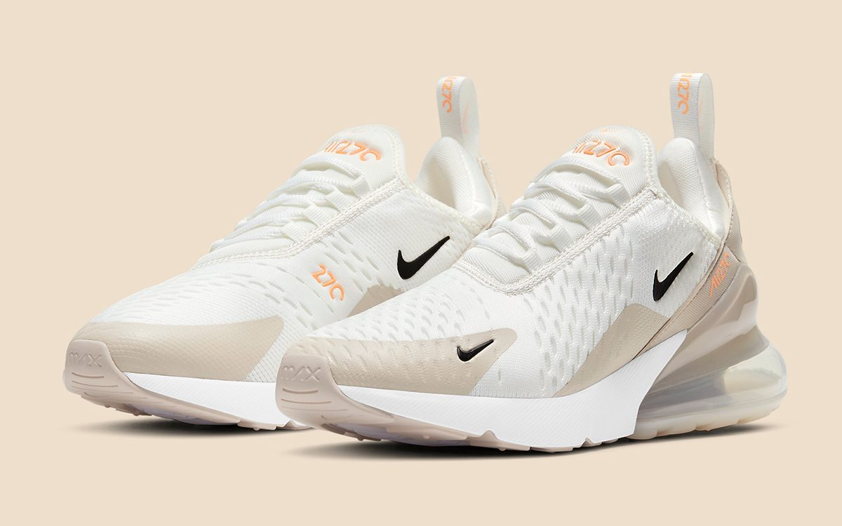 The Air Max 270 is Back in Sail and Beige | HOUSE OF HEAT