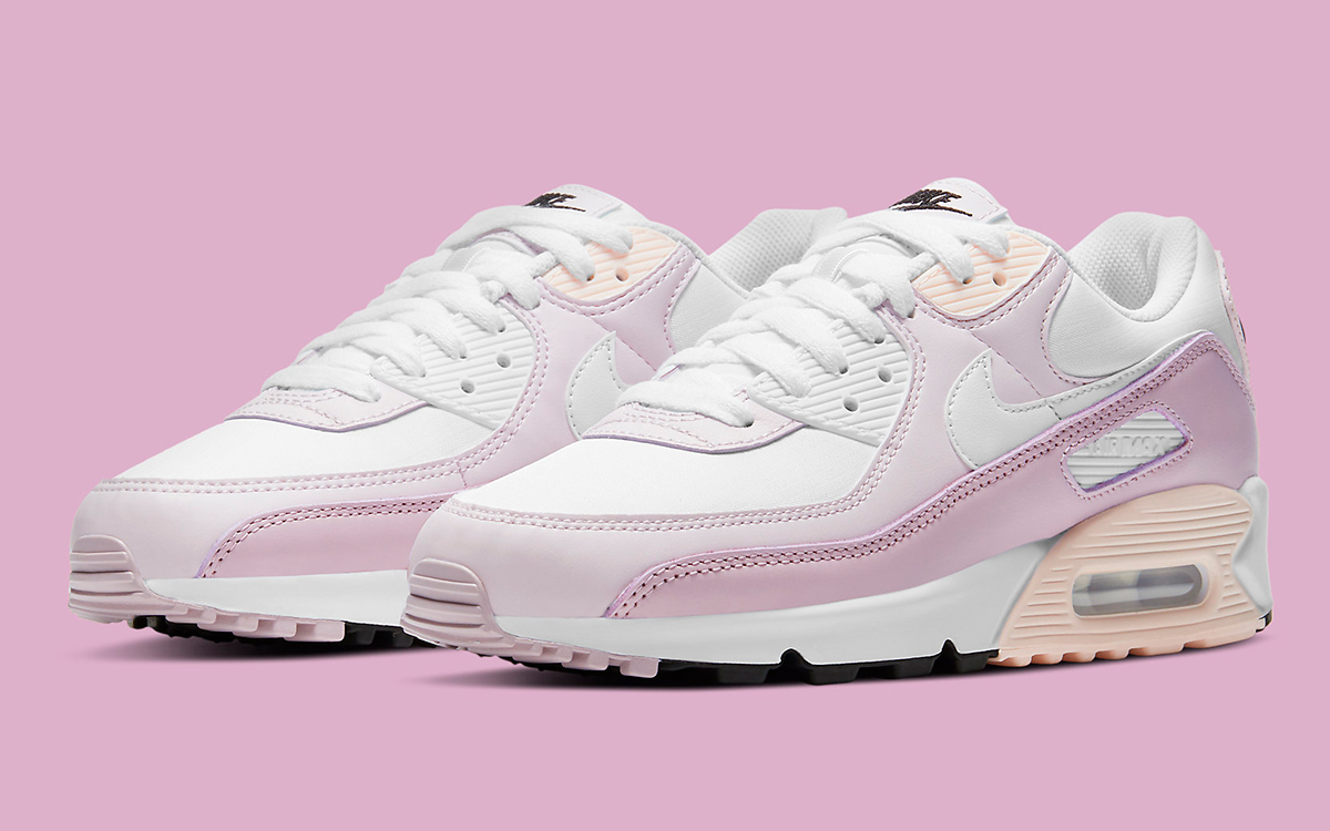 New Nike Air Max 90 Pops up in Pastel Pink!   HOUSE OF HEAT
