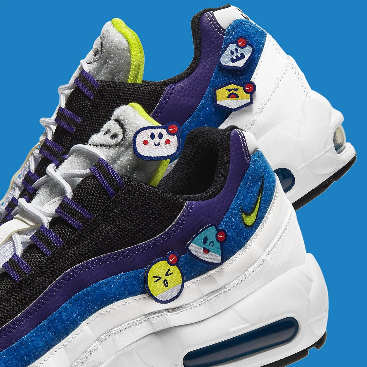 Available Now // Nike Air Max 95