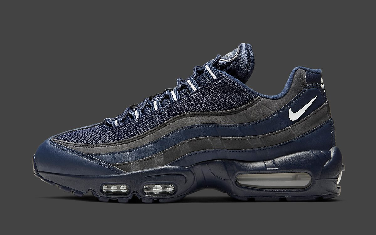 "Available Now // Air Max 95 ""Obsidian"""