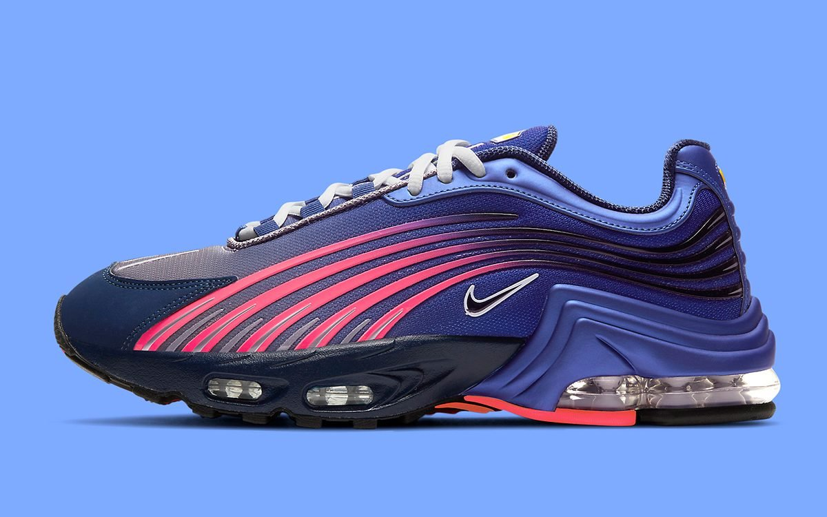 Nike's Air Max Plus 2 Pops Up in Blue and Pink | HOUSE OF HEAT