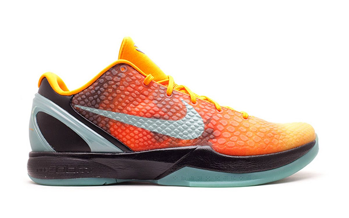 "Nike Kobe 6 ""Orange County"" Coming Back in 2021"