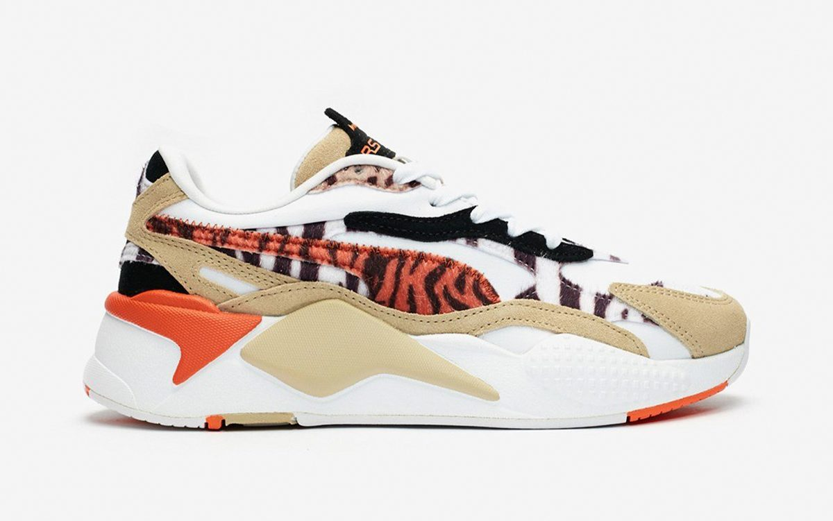 """Available Now // PUMA RS-X3 """"Wild Cat"""""""