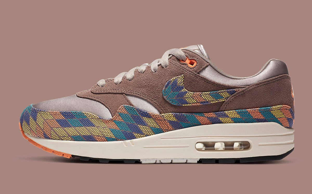 Nike Air Max 1 N7 Honors the Standing Rock Sioux Tribe's ...