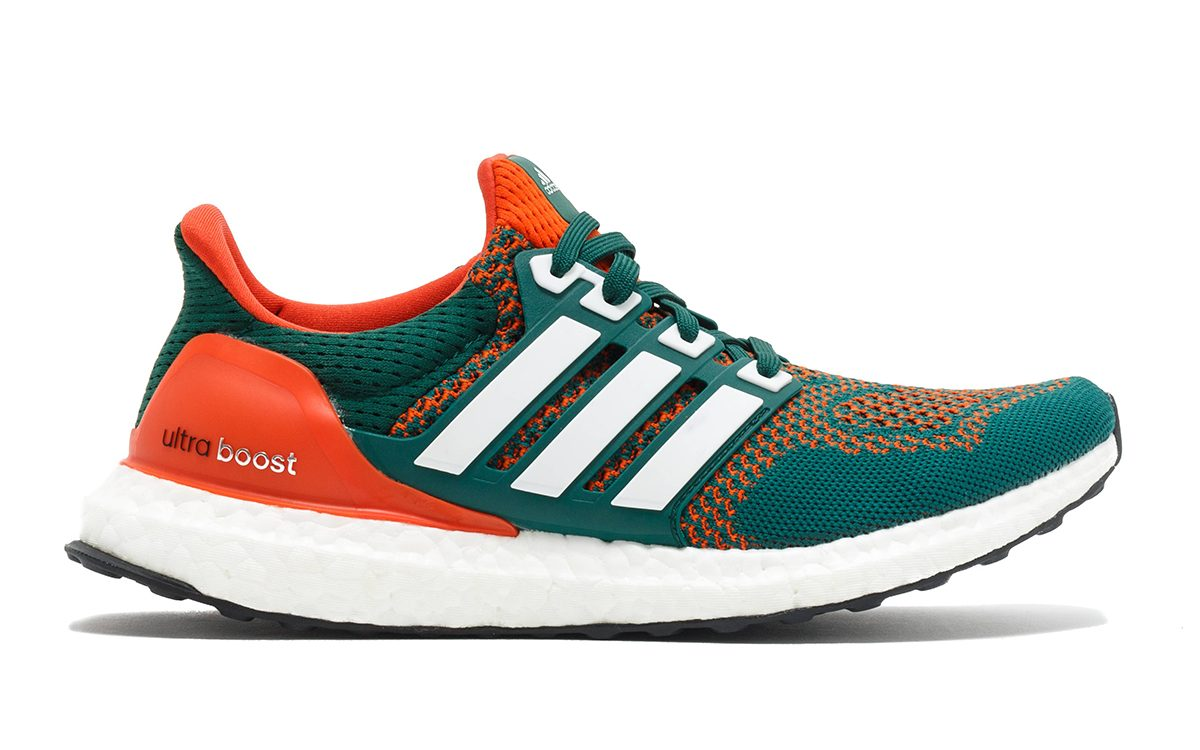 """adidas Ultra 4D """"Miami Hurricanes"""" Releasing August 2021"""