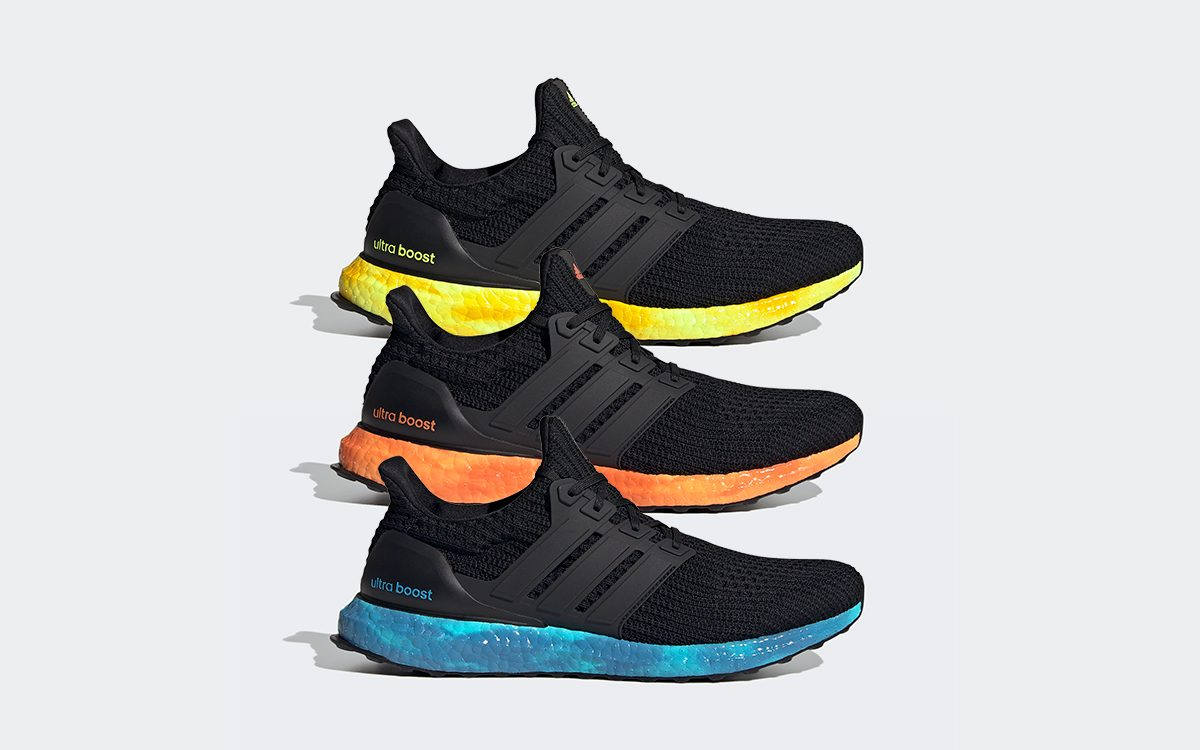"""Available Now // adidas Ultra BOOST DNA 4.0 """"Hazy Pack"""""""