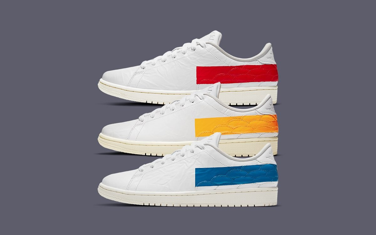 Where to Buy the Air Jordan 1 Centre Court Collection