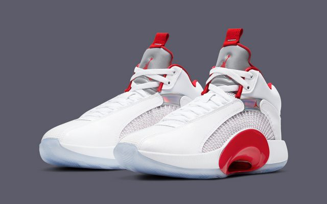 """Air Jordan 35 """"Fire Red"""" Releases March 4th"""