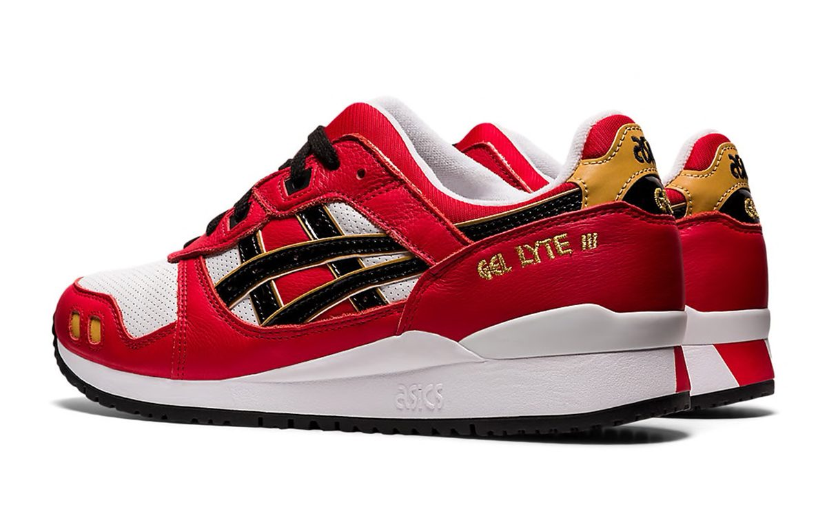 "Coming Soon // ASICS GEL-Lyte III ""Classic Red"""