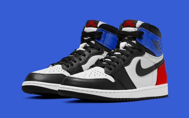 "Concept Lab // Air Jordan 1 High ""Top Three 2.0"""