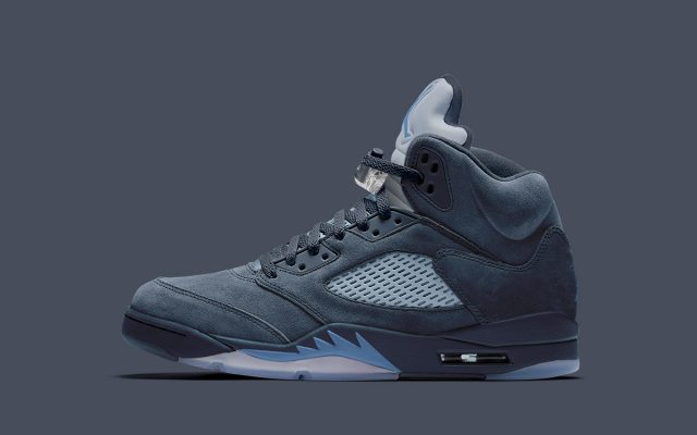 "Concept Lab // Air Jordan 5 ""Ash Blue"""