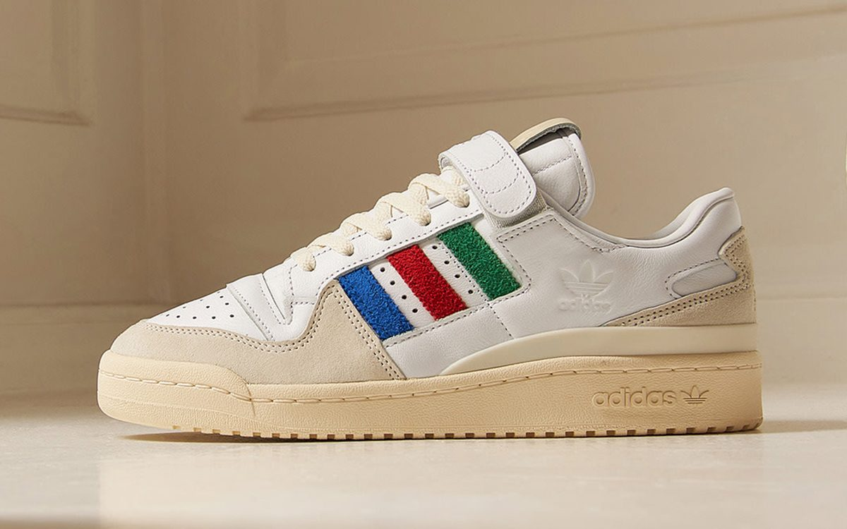 """END. x adidas Forum Low """"Friends and Forum"""" Limited to 300 Pairs"""