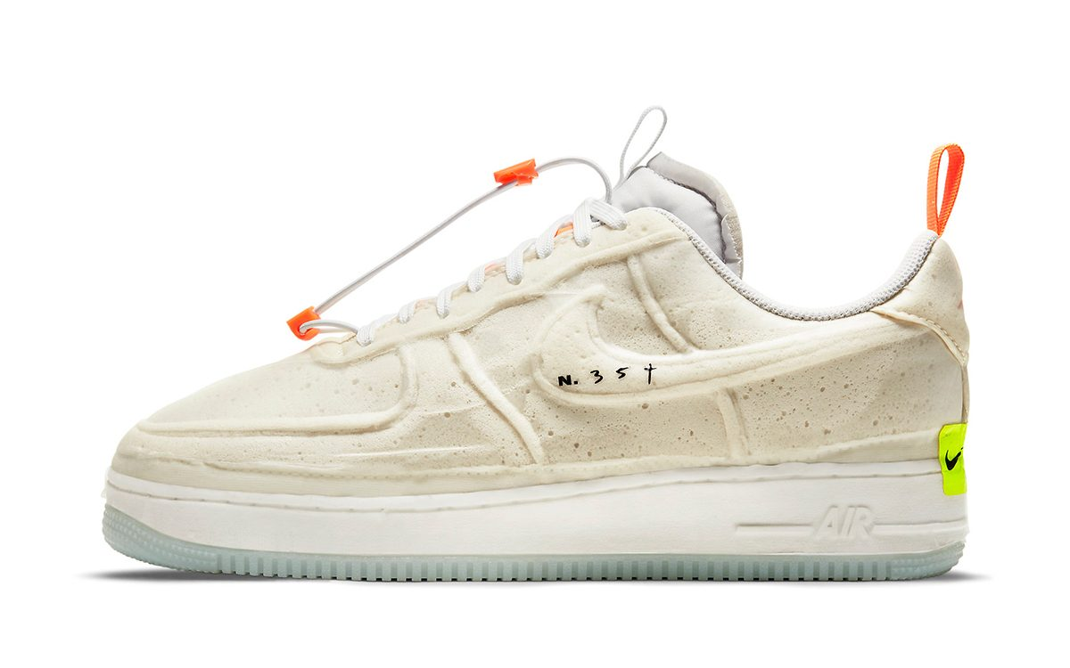 First Looks // Nike Air Force 1 Low Experimental