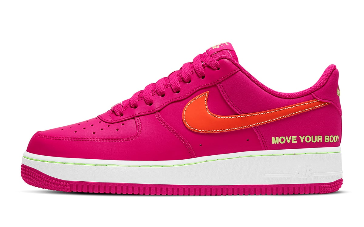 coreano Fuera nada  The Air Force 1 is Next to Join Nike's