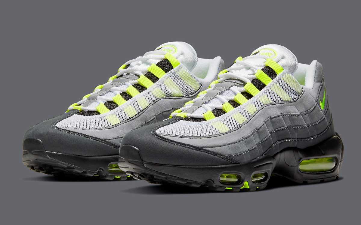 """Where to Buy // Nike Air Max 95 """"Neon"""""""