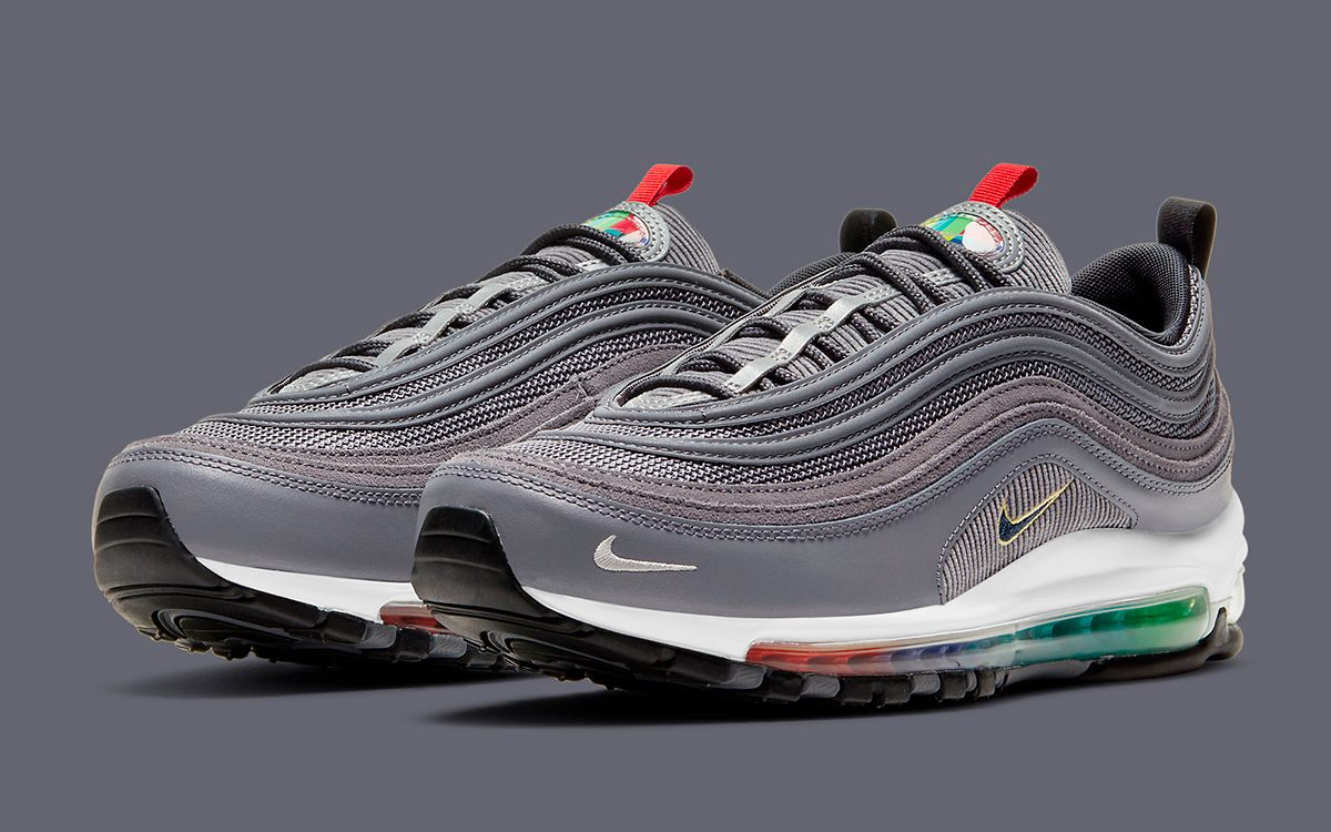 Available Now // Corduroy-Clad Air Max 97 EOI | HOUSE OF HEAT