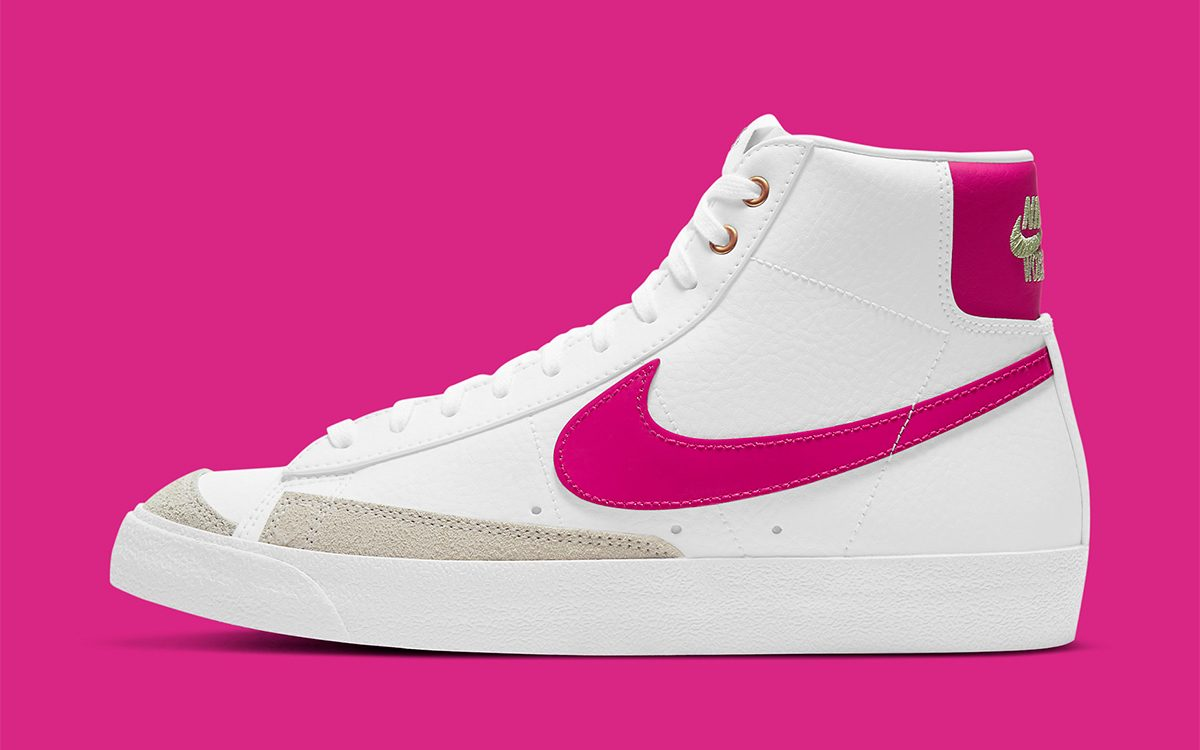 "Nike Blazer Mid ""World Tour"" is on the Way!"