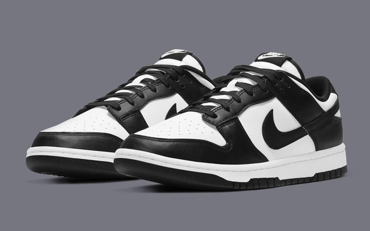 "Nike Dunk Low ""White/Black"" Arrives in North America on March 10"