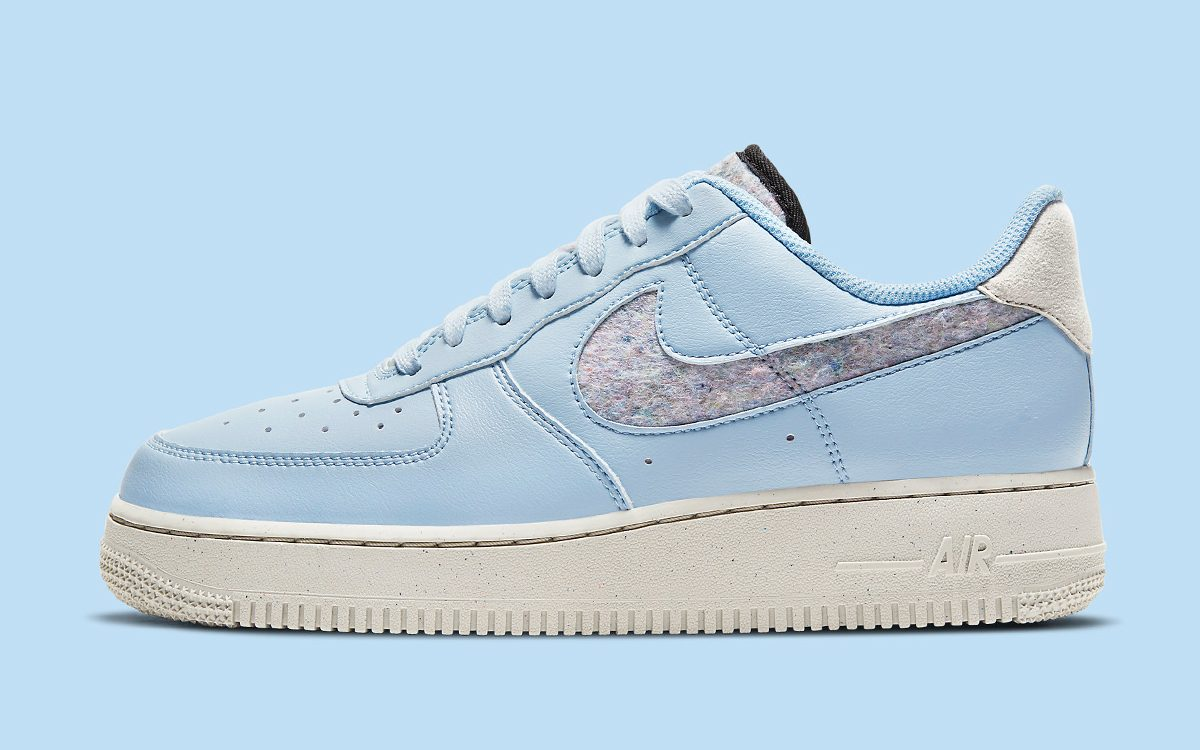 """Air Force 1 Low """"Light Armory Blue"""" is Landing Soon"""