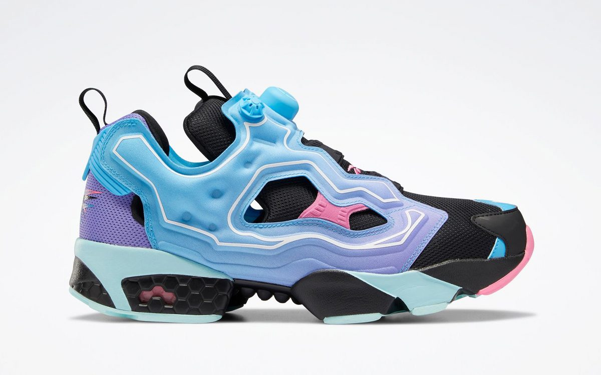 "Available Now // Reebok Instapump Fury ""Ombre Pack"""