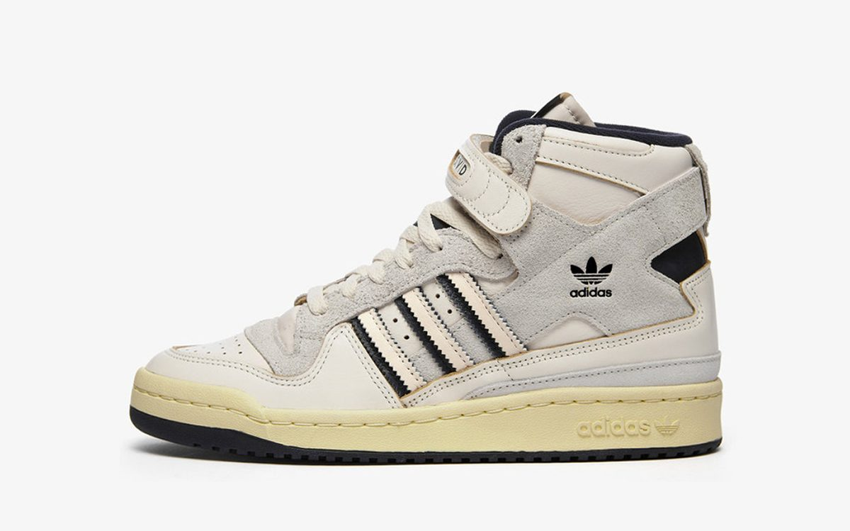 SVD and adidas Deliver a Forum 84 Hi to Benefit the Barcelona Art Industry