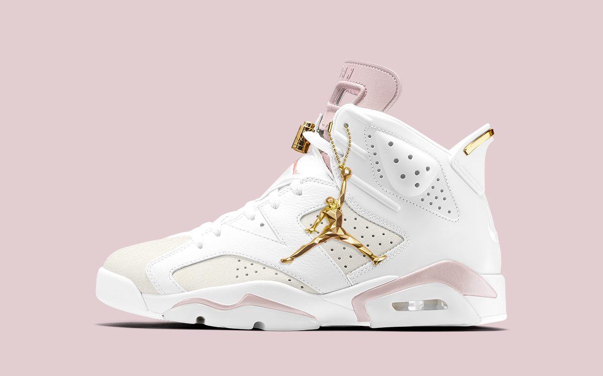 "Air Jordan 6 ""Barely Rose"" Expecting July 1st Drop"