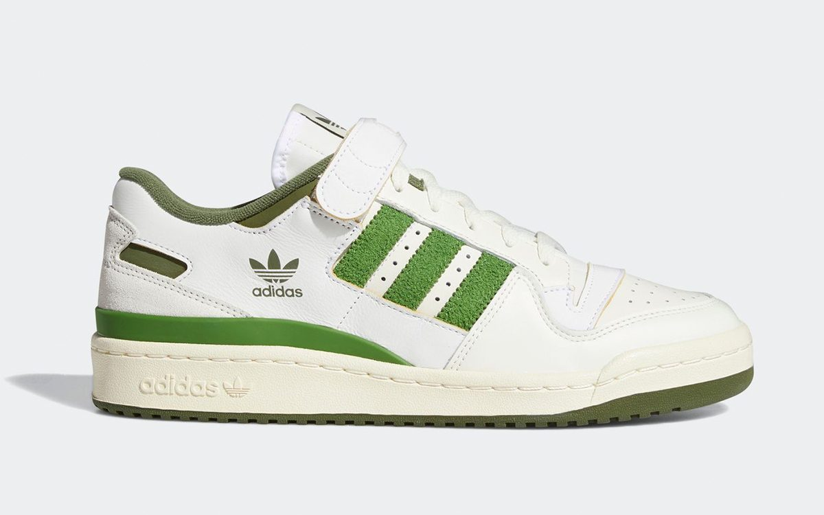 """Where to Buy the adidas Forum Low """"Crew Green"""""""