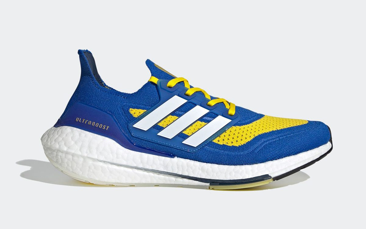 """Available Now // adidas Ultra BOOST 21 """"LA Rams"""""""