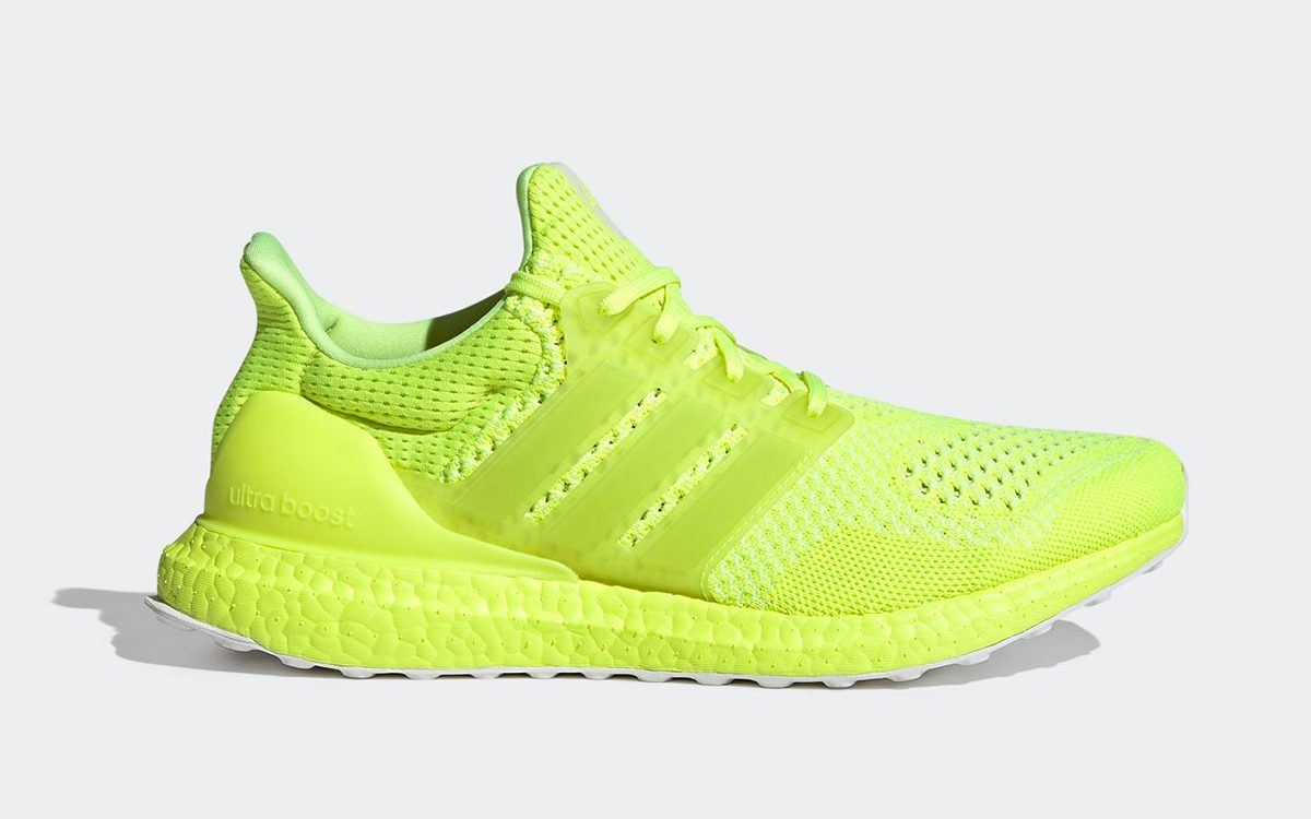 """adidas Ultra BOOST DNA 1.0 """"Solar Yellow"""" Surfaces"""