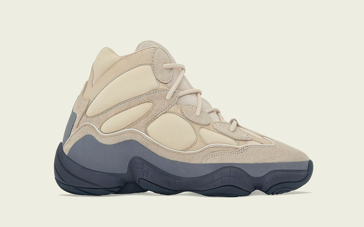 """YEEZY 500 High """"Shale Warm"""" Releases February 8th"""