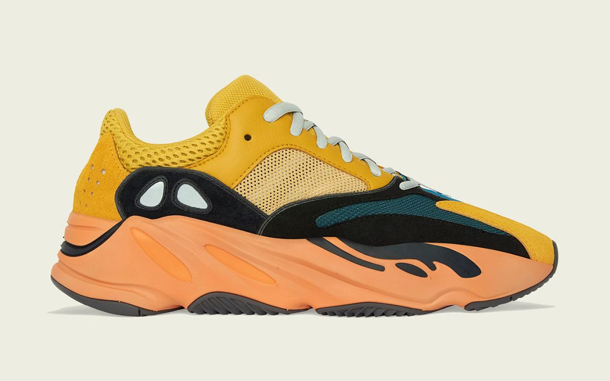 "Where to Buy the adidas YEEZY 700 v1 ""Sun"""
