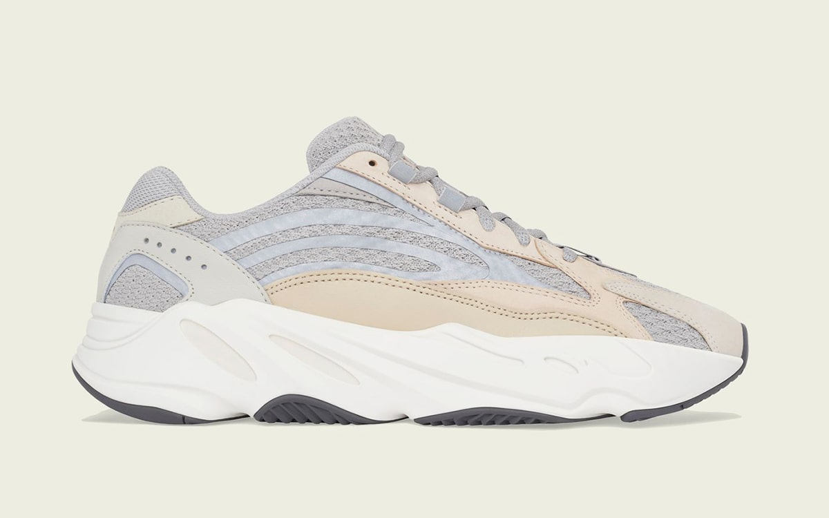 """YEEZY 700 v2 """"Cream"""" is Coming on March 13th"""