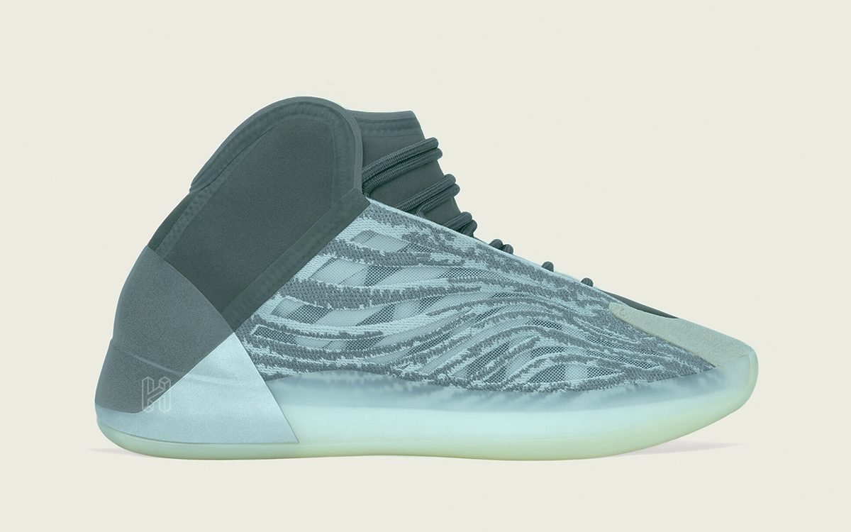 "YEEZY Quantum ""Sea Tea"" is Coming in 2021"
