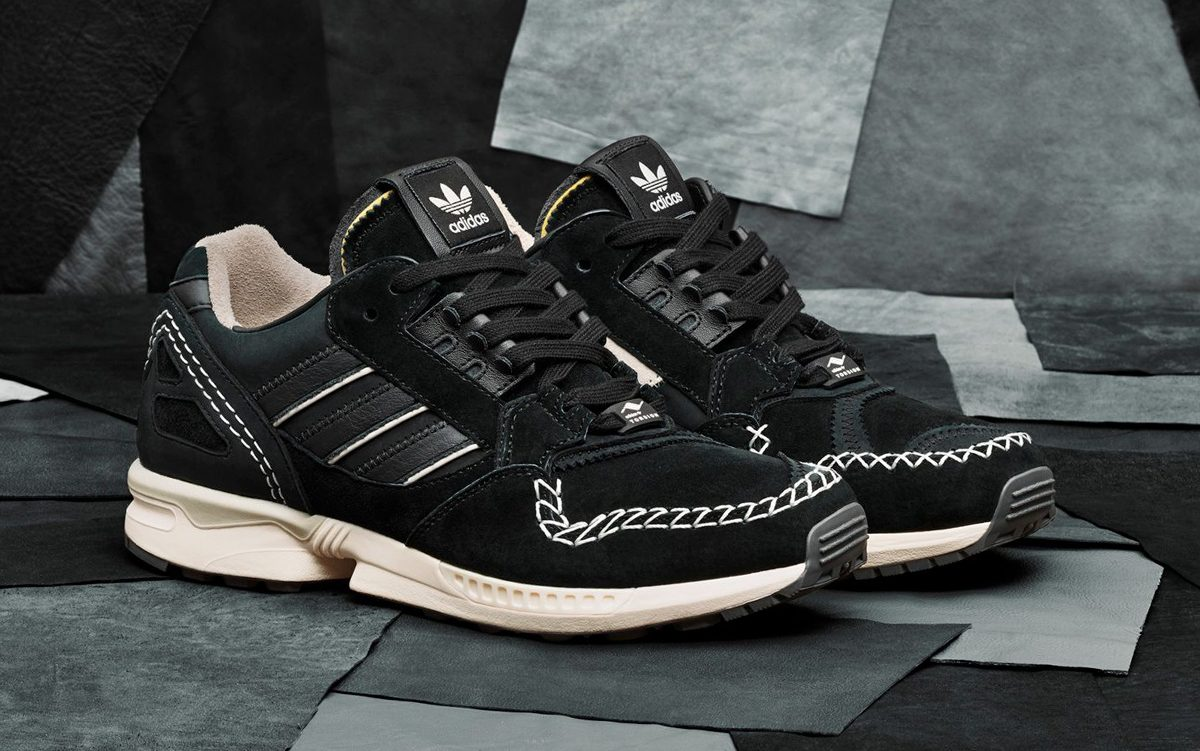 """adidas ZX 9000 YCTN """"Moccasin"""" is Equipped with Traditional Tooling"""