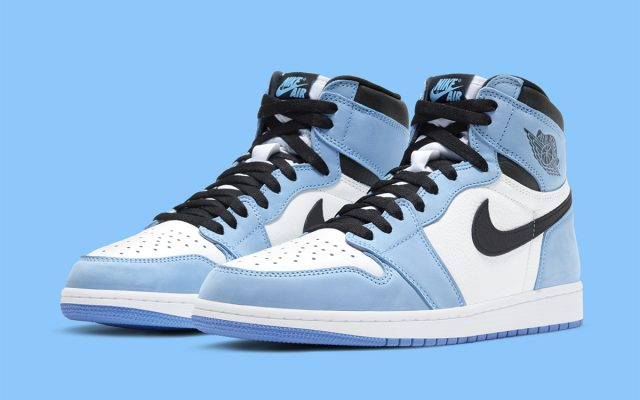 "Where to Buy the Air Jordan 1 High ""University Blue"""