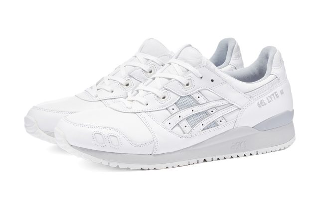"""Available Now // ASICS GEL-Lyte III """"Neutral Grey"""""""