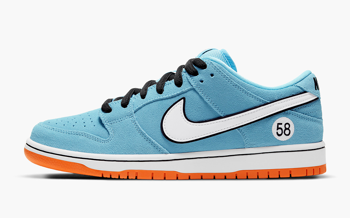 """Official Images // Nike SB Dunk Low """"Gulf"""""""