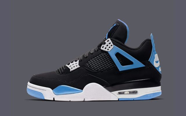 "Concept Lab // Air Jordan 4 ""Black Valor Blue"""