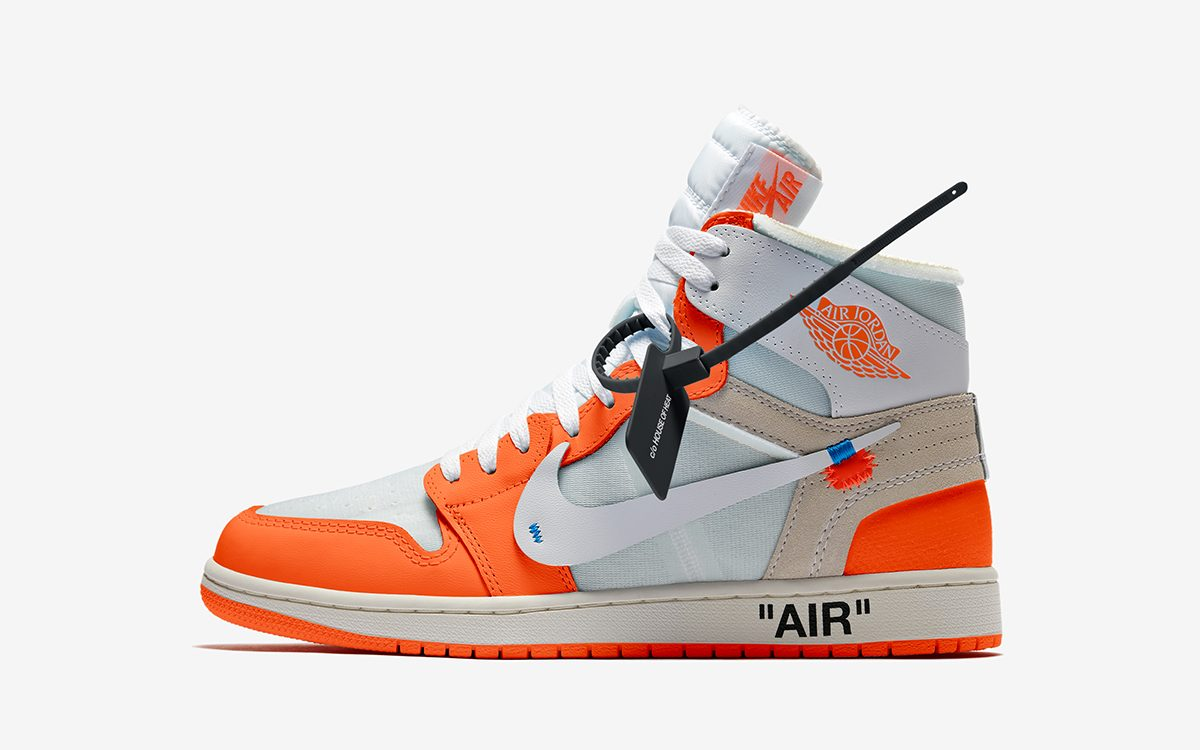 Concept Lab // OFF-WHITE x Air Jordan 1 High Alternate Colorways