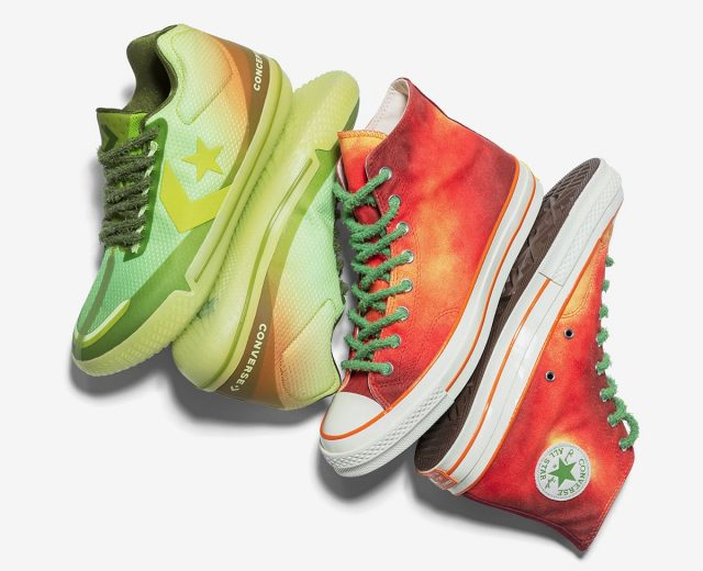 "Concepts Honor the History of Hoops with Converse ""Southern Flame"" Collection"
