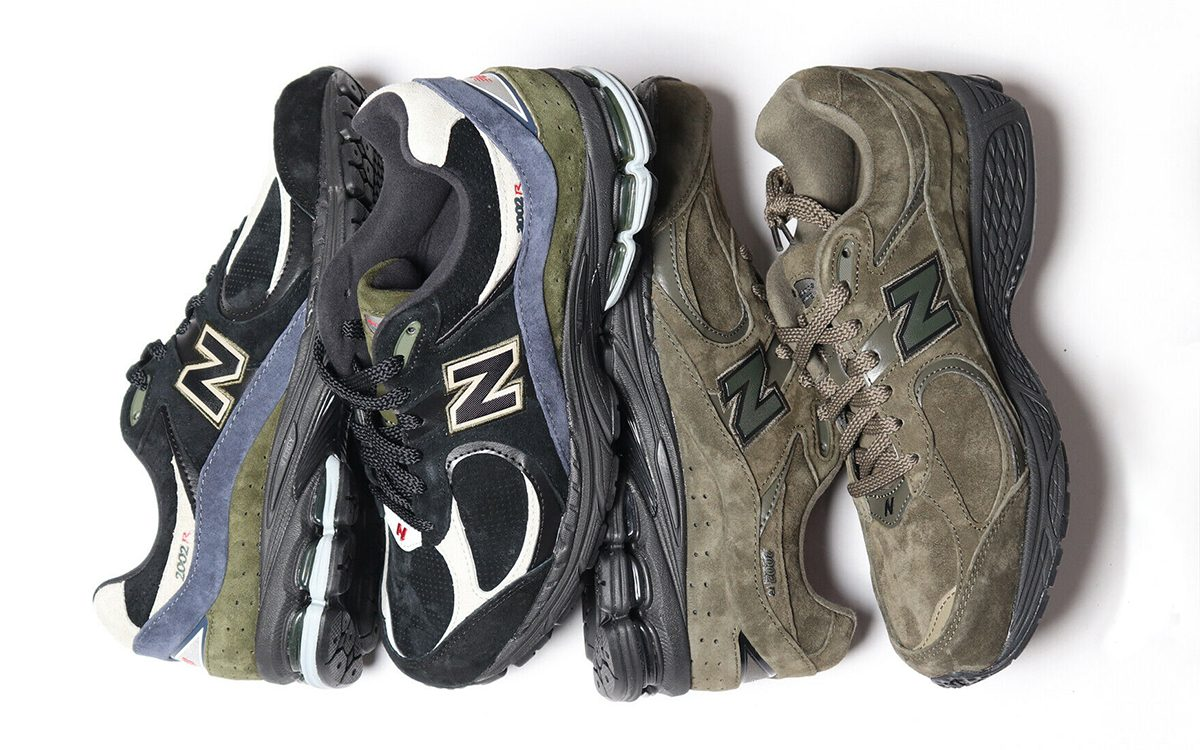 """New Balance 2002R """"Year of the Ox"""" Celebrate Chinese New Year in Subdued Stlye"""