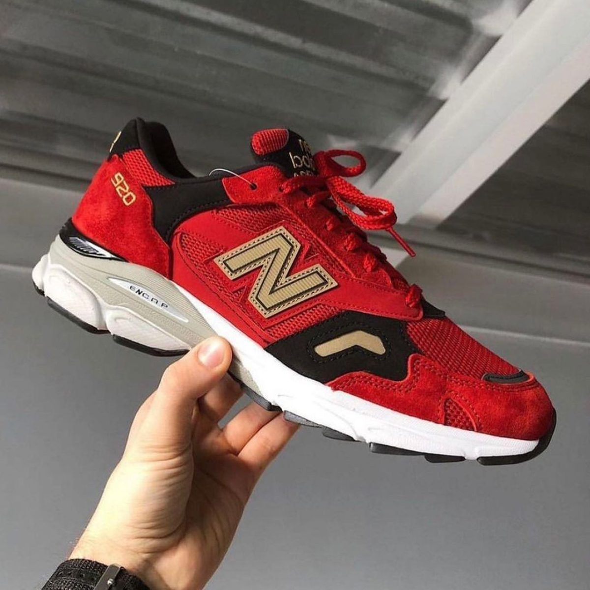 """New Balance Celebrate Chinese New Year with NB 920 """"Year Of The Ox"""""""